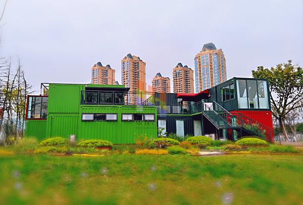 广汉集装箱办公室